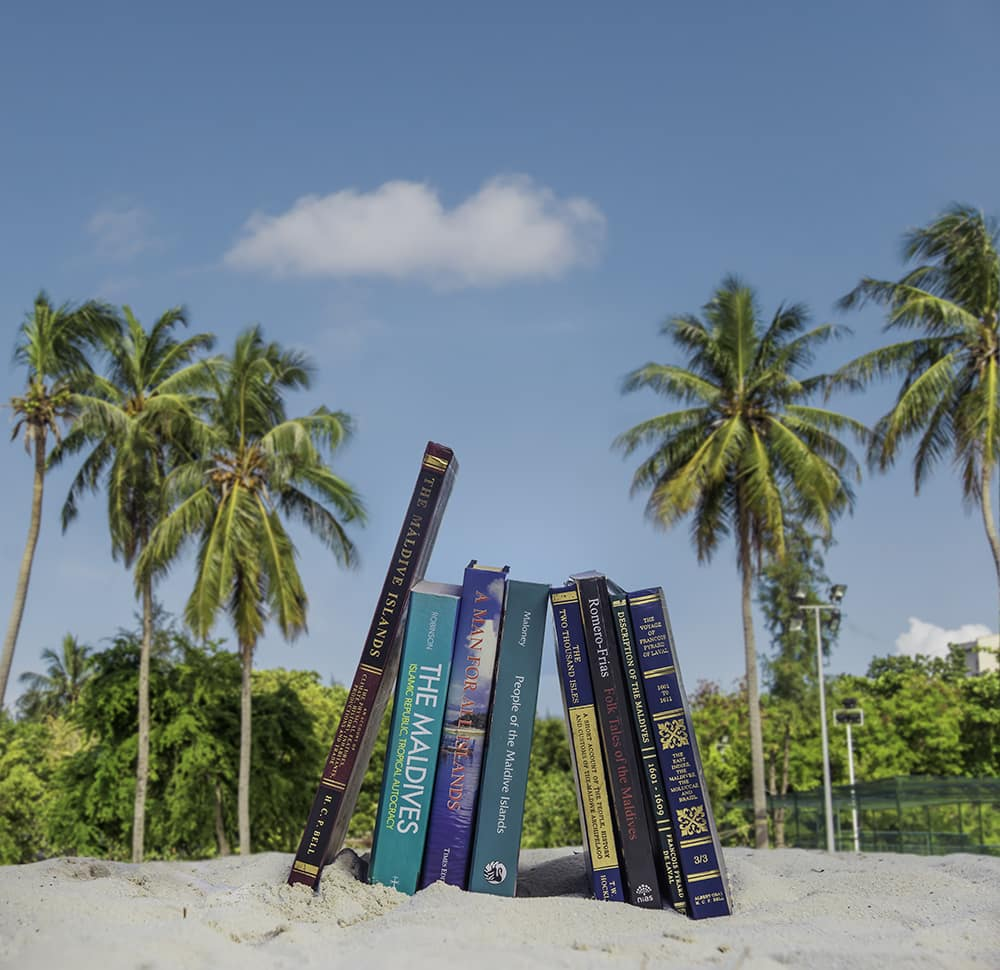 Authors covering the Maldives have left a big impression on the small islands
